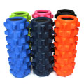 30x15cm EVA Grid Foam Massage Roller Yoga Pilates Fitness Physiotherapy Rehabilitation