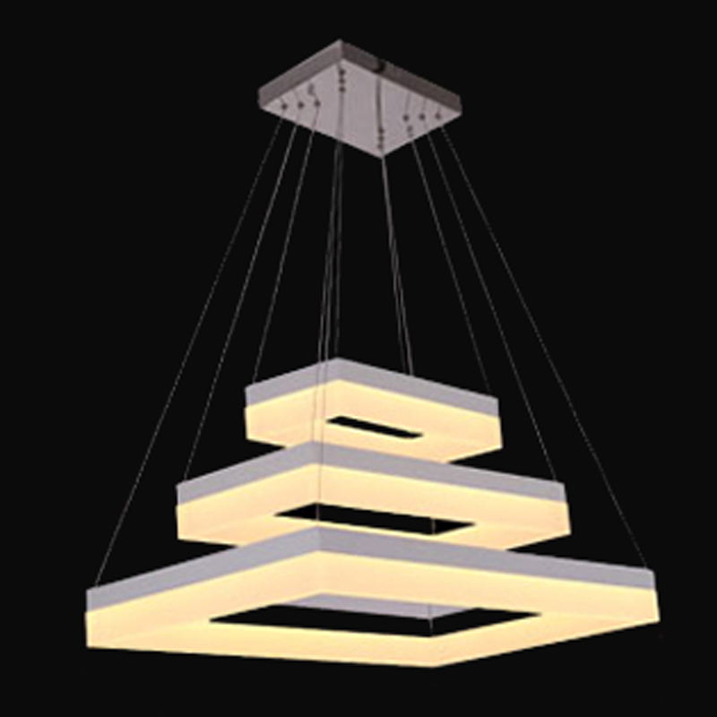 Factory Price Led Chandelier Light Modern Arcylic Ring Suspension Circle Lights In Pendant From Lighting On Aliexpress Alibaba