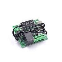 5PCS LOT XH W1209 Digital Display Temperature Controller High Precision Temperature Controller Temperature Control Switch