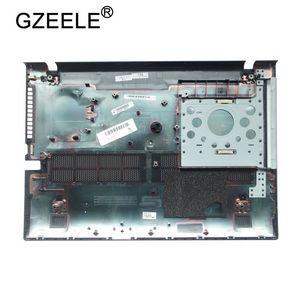 Image 2 - GZEELE חדש עבור Lenovo Z500 P500 תחתון בסיס כיסוי מקרה תחתון תחתון מקרה בסיס מארז D כיסוי מקרה פגז