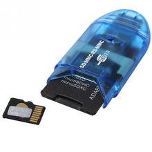 Card Reader Adapter Connector For Micro SD MMC SDHC TF M2 Memory Stick MS Duo RS-MMC