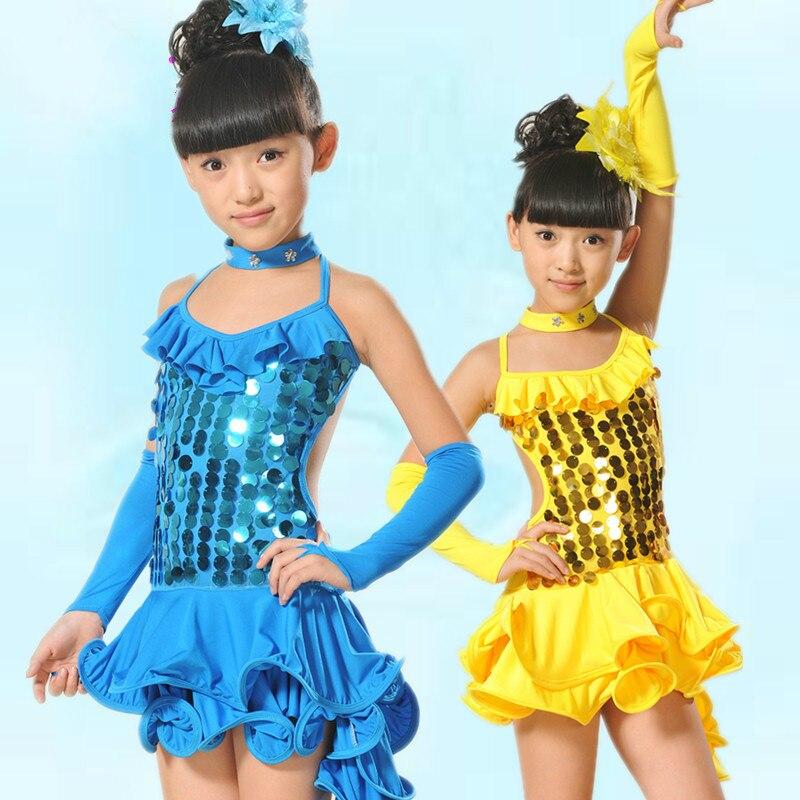 Платья для фламенко для девочек
