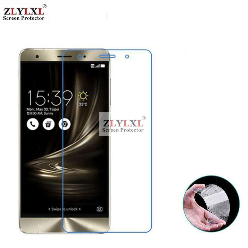 2 Pcs Tempered Glass For ASUS Zenfone 3 Deluxe ZS570KL Max ZC520TL ZC553KL ZE552KL ZS550KL Zoom ZE553KL Screen Protector