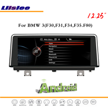 10.25 Inch Android Multimedia For BMW 3 F30 F31 F34 F35 F80 2011~2017 Car Stereo Radio DVD Player GPS Navi Map Navigation System