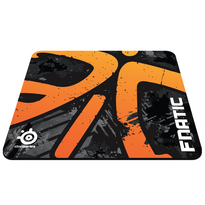 New Rubber QcK FNATIC Speed Control Gaming Surface <font><b>Mouse</b></font> <font><b>Pad</b></font> Computer Mat Unlocked <font><b>XL</b></font> LARGE Size 450*400*4MM Dropshipp image