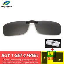 Мужские солнцезащитные очки, поляризационные, uv400, высокое качество, женские, Ретро стиль, на застежке, очки для вождения, солнцезащитные очки, клипсы для очков, оригинальная брендовая коробка