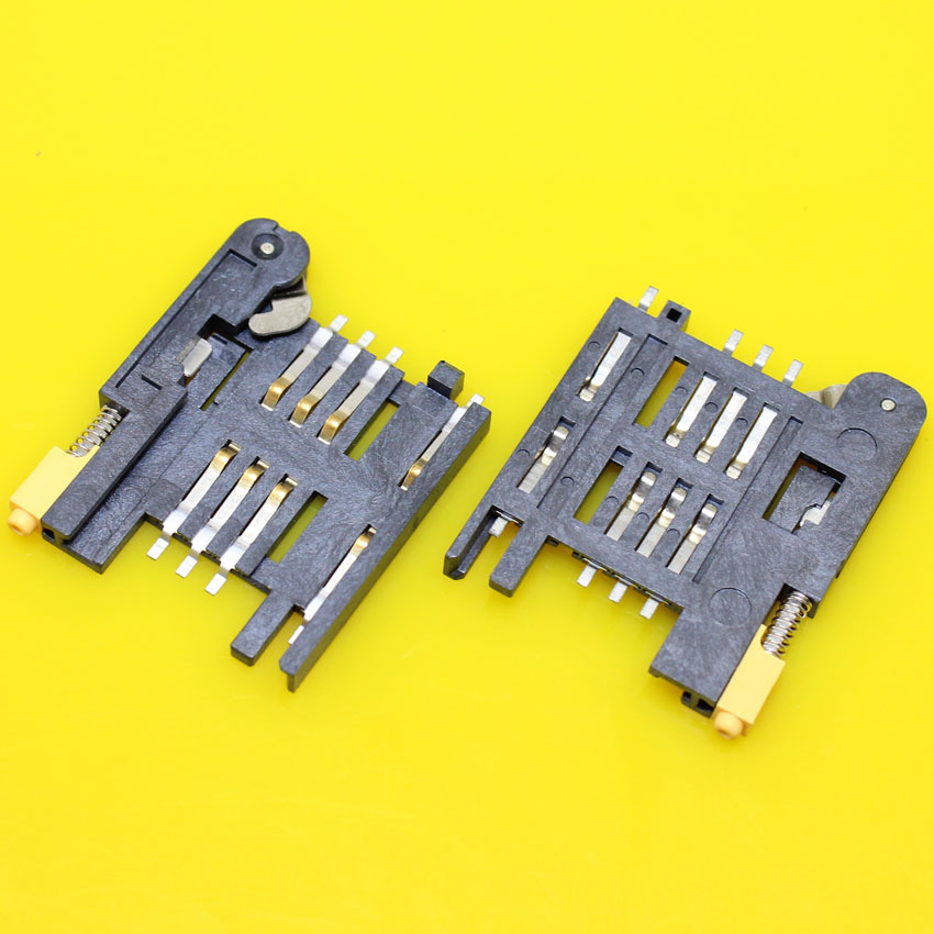 cltgxdd KA-115 SIM Card Reader Holder Tray Slot Connector For SIM300S SIM300C SIM300D SIM340 SIM508 drawer type sim socket