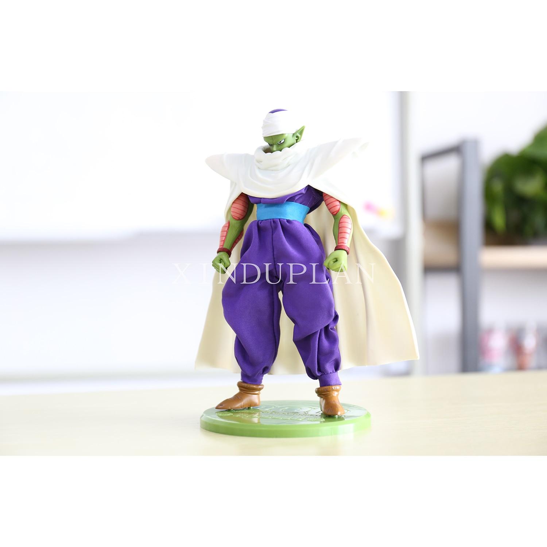 XINDUPLAN Dragon Ball Z Action Anime Dragonball Piccolo Jr. DOD Son Goku Super Saiyan Action Figure Toys 22cm PVC Kid Model 0119 megahouse dod dragon ball z son goku pvc action figure 21cm dod super saiyan goku collectible model toy figuarts dbz figuras