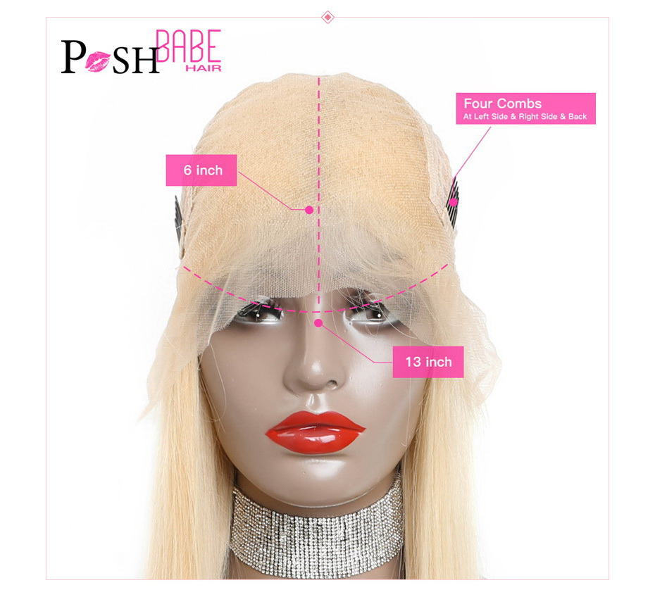 Blonde Lace Front Wigs (2)