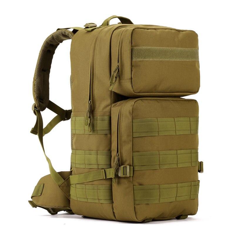 Sac de Sport en plein air sac à dos militaire sacs tactiques multi-fonctionnels durables sacs à dos tactiques Molle Camping randonnée sacs à dos chauds