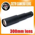 ИК-объектив M12 * 0 5 для камер видеонаблюдения  1/2 ''300 мм