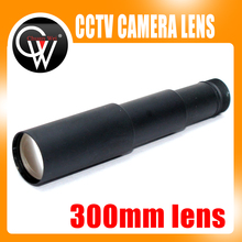 """보안 cctv 비디오 카메라에 대 한 새로운 1/2 """"300mm 렌즈 m12 * 0.5 cctv mtv 보드 ir 렌즈"""