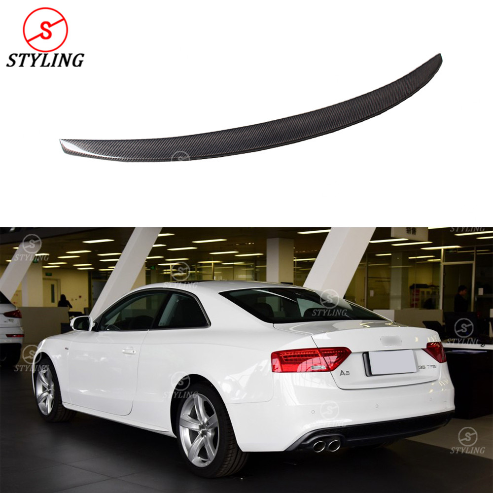 For Audi A5 Coupe Spoiler S5 Style 2010 2011 2012 2013 ...