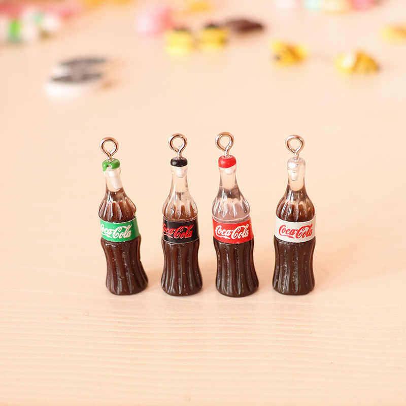 Cola Bottle Sweet Phone Charm