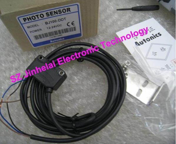 100% Authentic original BJ100-DDT AUTONICS new and original bj100 ddt p bj100 ddt autonics photo sensor dc12 24v