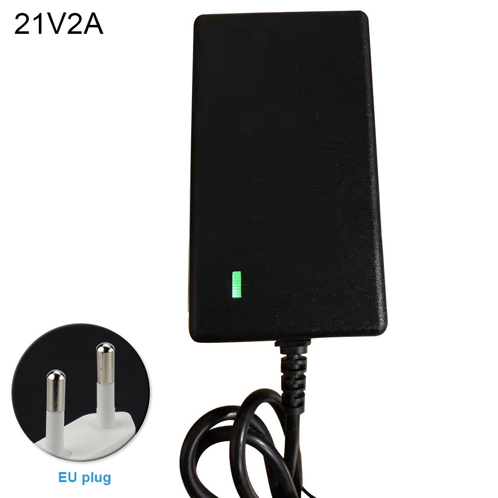 8.4-42V 1A 2A Insulation Converter Li-ion Electric EU/US Plug Practical Multifunction Power Adapter Battery Charger Li-battery
