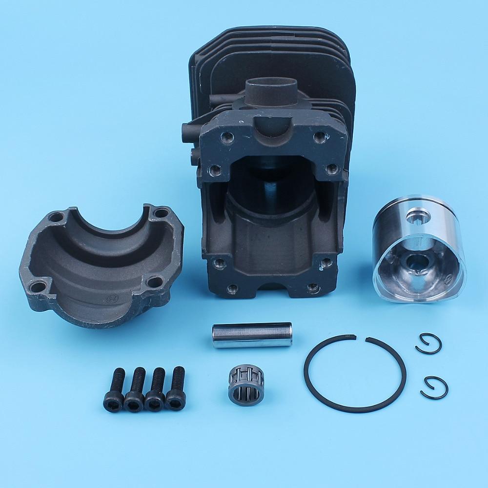 40mm cilindro pistão do motor pan parafuso para husqvarna 142 137 141 41 jonsered 2036 cs 2040 motosserra 530069941