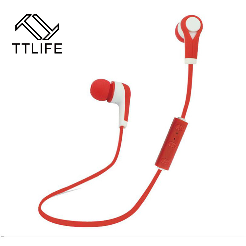 TTLIFE Brand New Stereo Bluetooth Earphone Mini V4.1 Wireless Bluetooth Earbuds Handfree Universal For All Phone