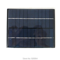 12V160MA Solar Panel Monocrystalline Silicon Solar Photovoltaic Power Generation Baby Toys For Children Toy DIY Accessories
