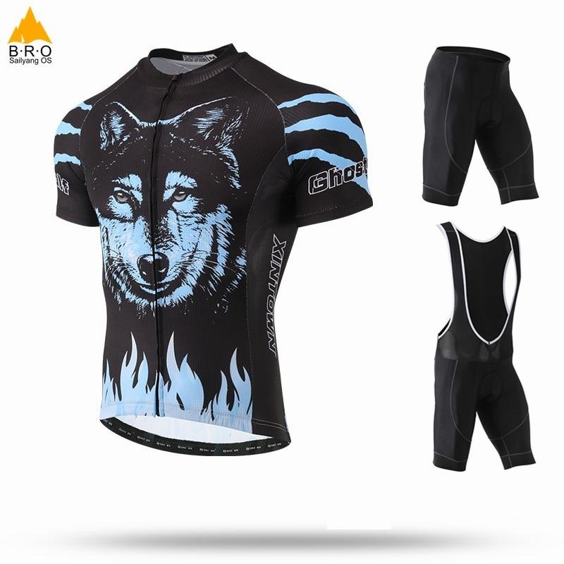 Men Women Racing Bike Ktm Cycling Clothing /Breathable MTB Bicycle Cycling Jerseys Ropa Ciclismo Sportswear