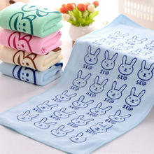 Fast Drying Cartoon Towel