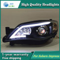 Auto Clud Style LED Head Lamp for Subaru Impreza WRX STI led headlights signal led drl hid Bi-Xenon Lens low beam
