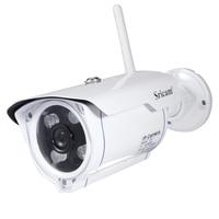 Sricam SP007 HD 720P IP Camera WIFI Onvif 2 4 P2P Smartphone Monitor Waterproof IR 15m