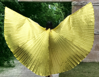 2016 Hot Selling Women Belly Dance Isis Wings Oriental Design New Wings Without Sticks