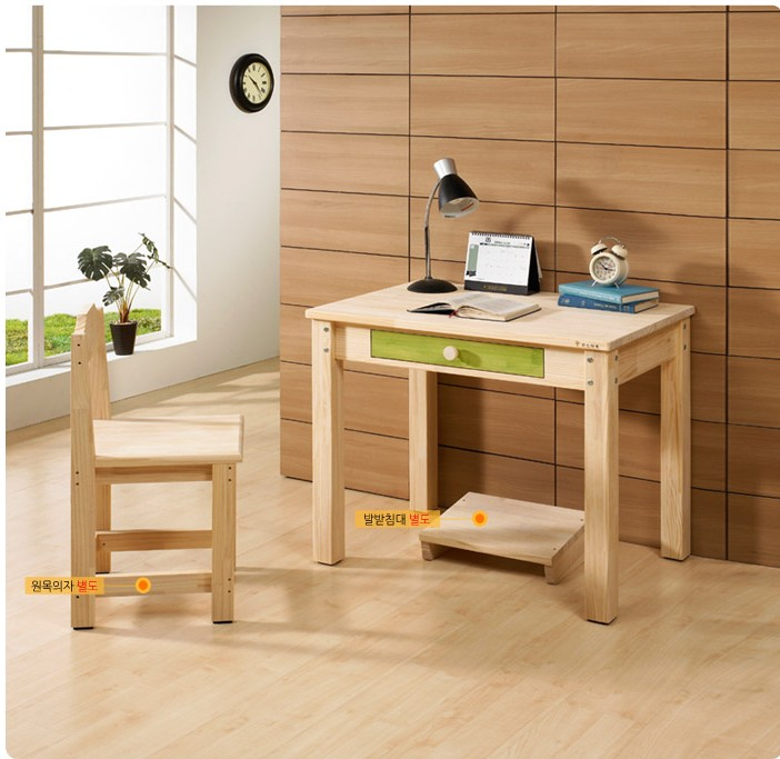 Inexpensive Desk: Table Cheap Wood Computer Desk Children Study Solid Home