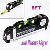 Precise Optical Instruments Aligner Multipurpose Laser Level Horizon Vertical Measure Tape Aligner Brand Laser Machine BS