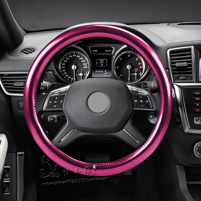 automobile steering wheel head pillow summer lovely antiskid sleeveautomobile steering wheel head pillow summer lovely antiskid sleeve individual silicone handle sleeve four seasons general