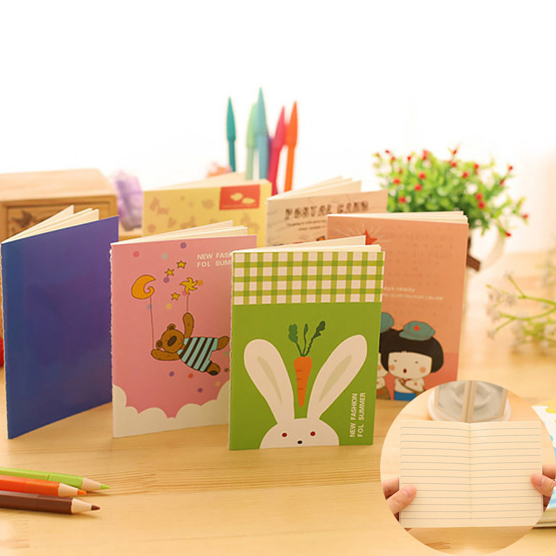 Style Portable Cute Kawaii Memo Pads