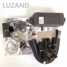 Бесплатная доставка 2 кВт 24 В Воздушный стояночный обогреватель