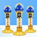 1 шт. Автоматическая монета-игровой автомат 32 мм-60 мм Надувная пушка для выброса мячей/витая яичная игра торговый автомат 1,1 м/1,3 м Горячая про...