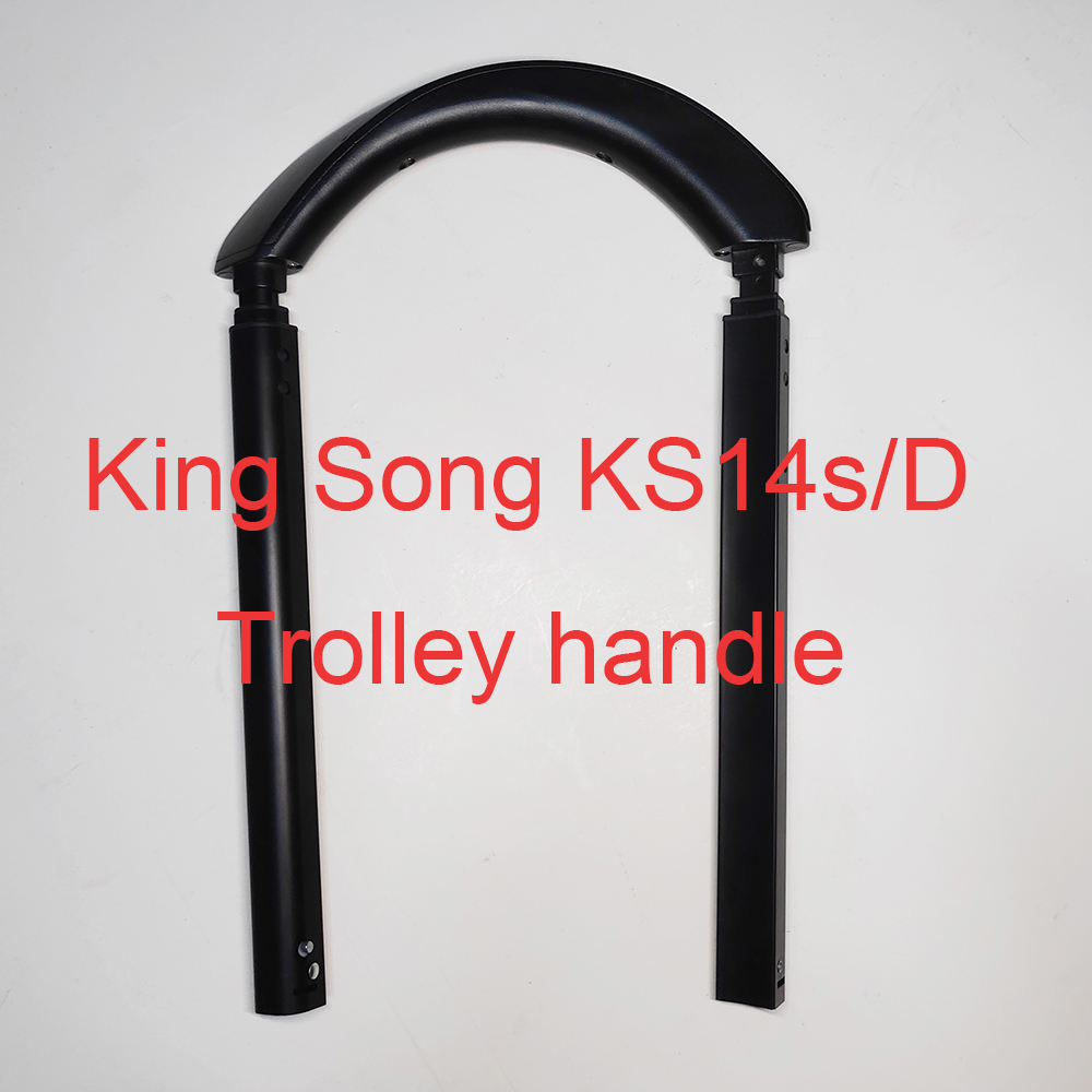 Original King Song KS14s KS14D trolley handle electric unicycle repair parts
