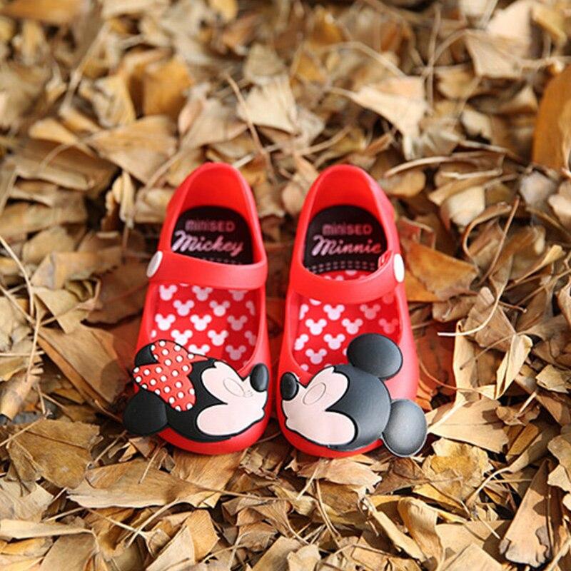 მინი Melissa Shoes 2016 საზაფხულო - ბავშვთა ფეხსაცმელი - ფოტო 1