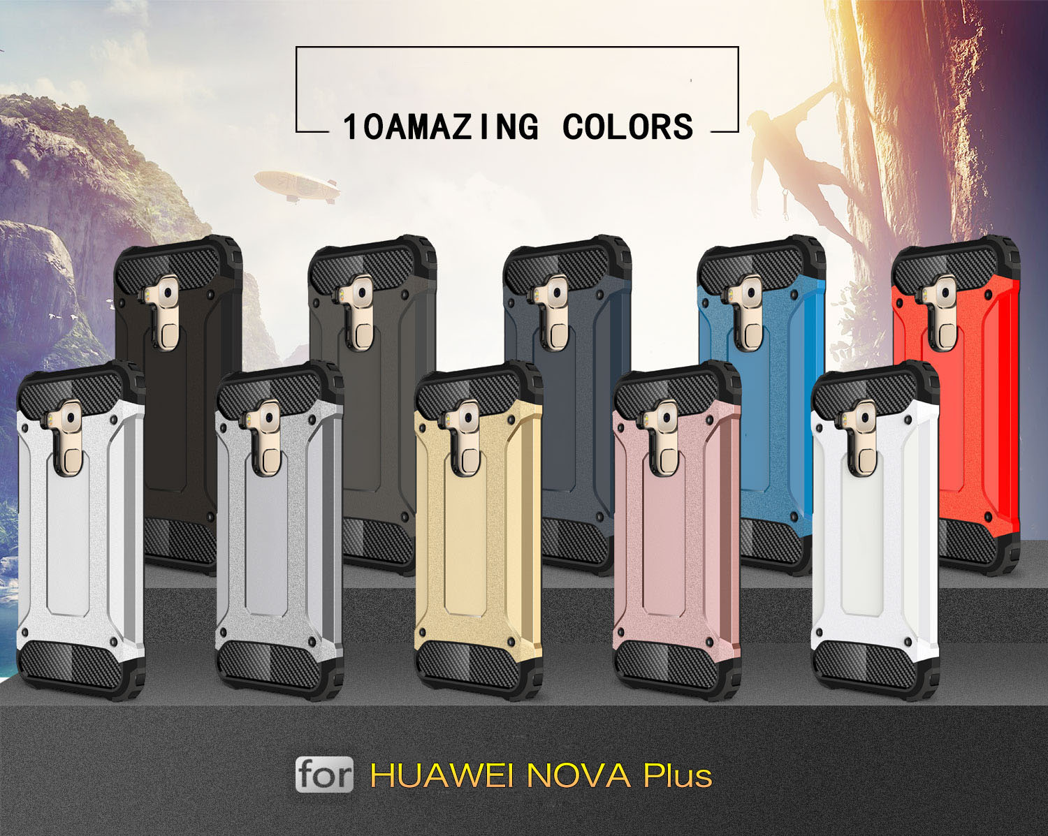 Cases For Huawei Nova Plus MLA L01 L11 L02 L12 L03 L13 phone Cover for Milan MLA-L01 MLA-L02 MLA-L12 MLAL03 TPU PC phone housing