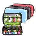 Waterproof Portable EVA  Hard Drive Earphone USB Flash Case Digital Storage Bags organize box pochette disque dur 2.5 GH1316