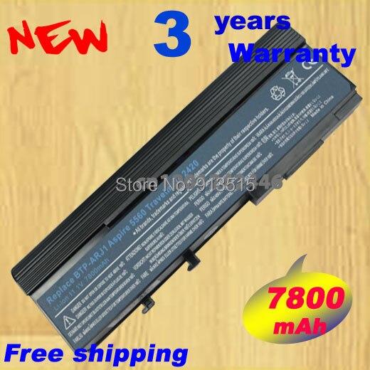 Nouveau 9 cellLaptop Batterie Pour Acer Aspire 5560 5590 3640 3670 AQJ1 APJ1 AMJ1 ANJ1 ARJ1 ASJ1 B2J1 AOJ1 BQJ1 Livraison gratuite