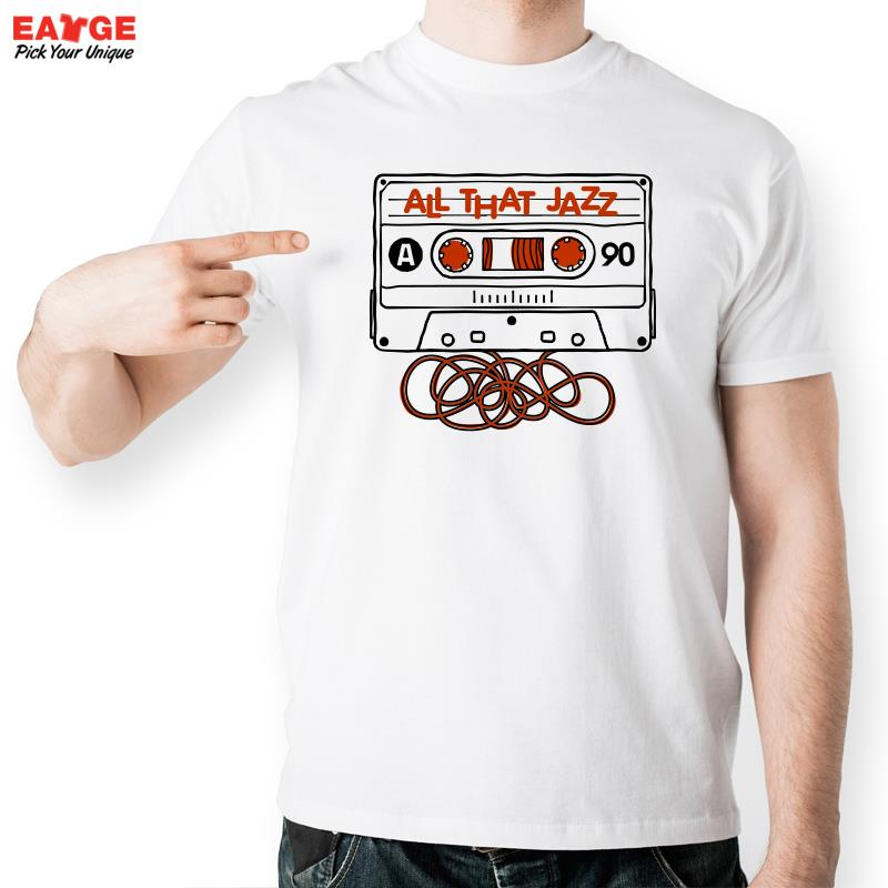 All That Jazz Cassette T Shirt Design Inspired By Fashion