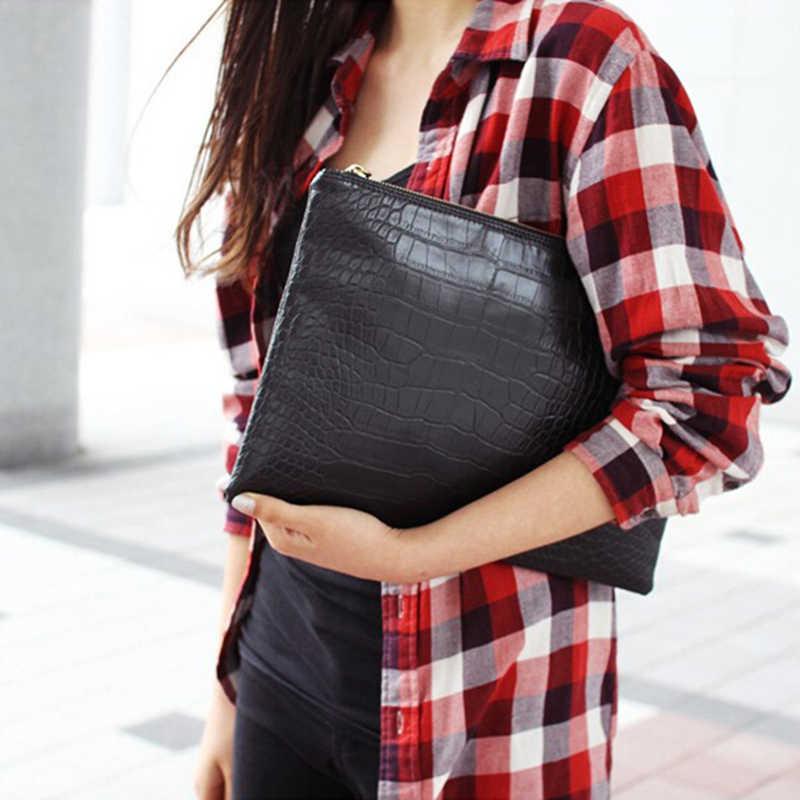 אופנה מצמד ערב תיק מצמד נקבה תיק תנין גרגרים נשים של מצמד תיק עור נשים מעטפת שקית משלוח חינם