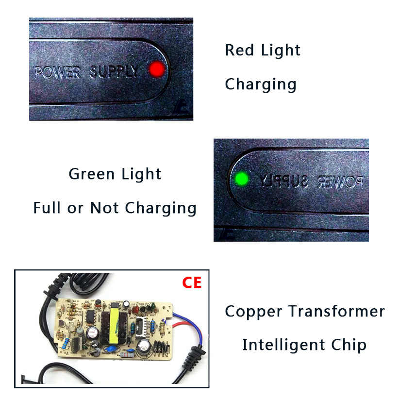 Uniwersalny 12 V 2A ładowarka do samochodu motocykl opryskiwacz elektryczny zabawki kwasowo-ołowiowy AGM akumulatory żelowe 12 V Volt 2000ma 220 V 20ah