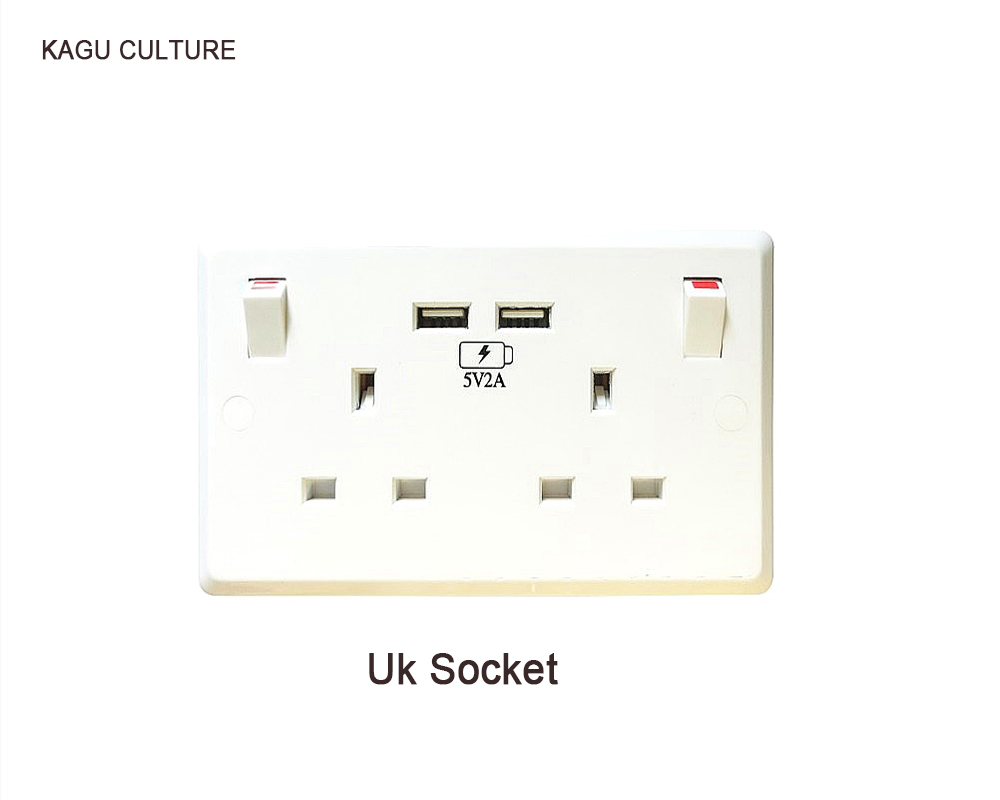 uk standard power socketac 110