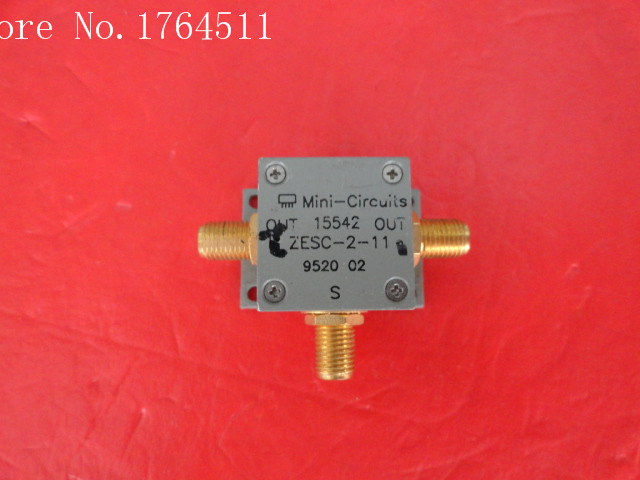 [BELLA] Mini ZFSC-2-11 10-2000MHZ Two SMA Power Divider