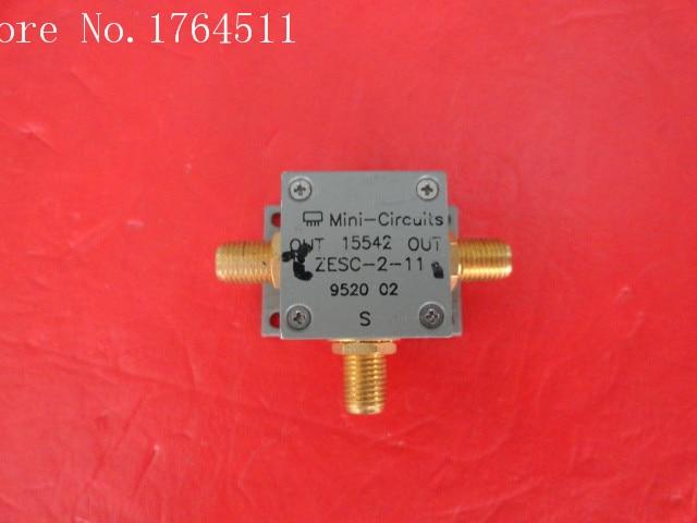 [BELLA] Mini ZFSC-2-11 10-2000MHZ Two SMA Power Divider