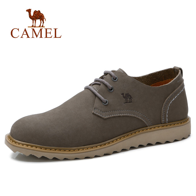 Camel 2018 Spring and Summer New Men's Daily Casual Belt Tooling Shoes Wear-resistant Comfortable Lithe A812329720 aamir sarwar and sherwan asif camel ratings application