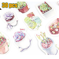 30 pcs/lot novelty Plant meat shape postcard greeting card christmas card birthday card gift cards