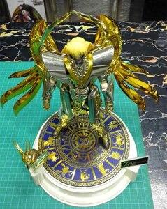 Image 5 - Anubis Bronzing Special Edition Twelve constellation Base for Bandai Saint Seiya figure & other model