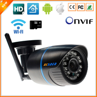 BESDER Yoosee IP Camera Wifi 1080P 960P 720P ONVIF Wireless Wired P2P CCTV Bullet Outdoor Camera