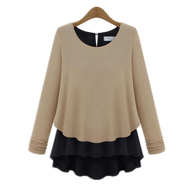 Two-piece Spring Autumn Maternity Dress,European Style Pregnant Clothes for Pregnant Women Shirt Premama Nursing Clothing W08